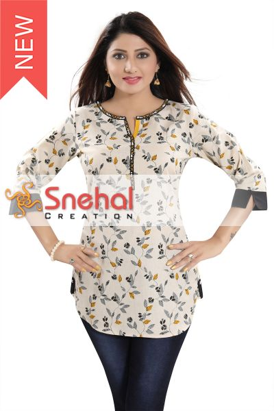 SHORT KURTI FOR GIRLS
